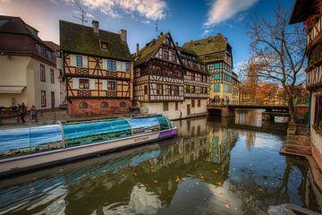 Petite France, Straßburg von Konstantinos Lagos