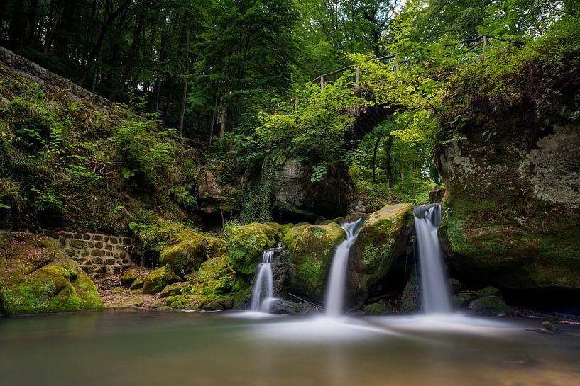 De Schiessentümpel Waterval van Ruud Engels