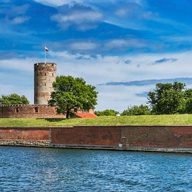 Wisloujscie Fortress, Gdansk van Gunter Kirsch