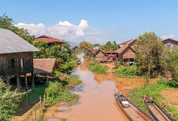 Nan Pan: Omgeving Phaung Daw Oo van Maarten Verhees