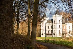 Een kasteel uit een sprookje van