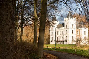 Een kasteel uit een sprookje van Marijke van Eijkeren