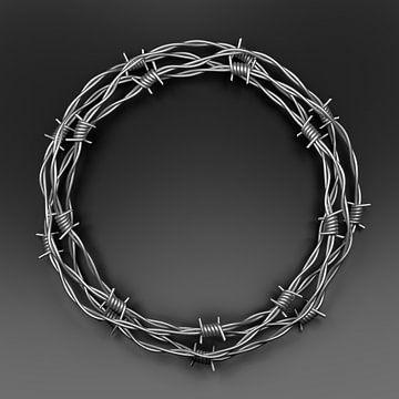 Crown of Thorns van Jörg Hausmann