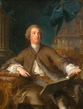 Joseph Bonnier de la Mosson, Jean-Marc Nattier