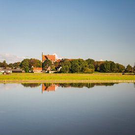 De Sint Adelbertabdij, Egmond Binnen  von Fotografie Egmond