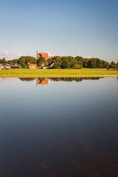 De Sint Adelbertabdij, Egmond Binnen  van Fotografie Egmond