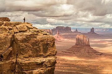 Monument Valley van Jonathan Vandevoorde