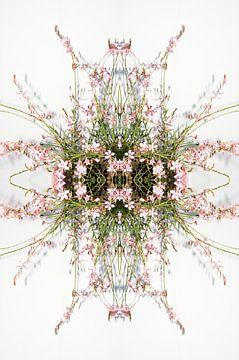 Bloemen ornament van Akira Peperkamp