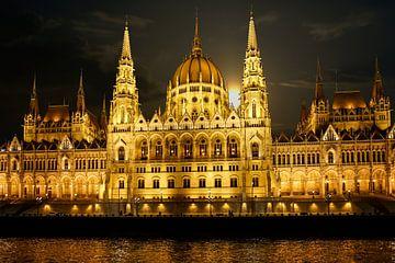 Parlement de Budapest sur Stefan Havadi-Nagy