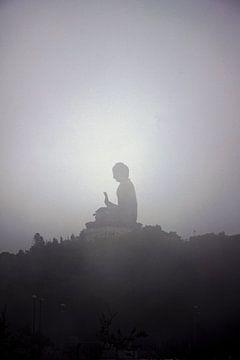 Tian Tan Buddha, Hongkong von Andrew Chang