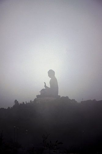 Tian Tan Boeddha, Hongkong van Andrew Chang