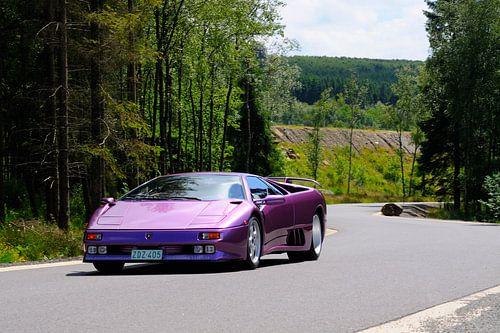 Lamborghini Diablo van Sjoerd van der Wal