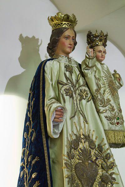 Madonna met kind van rene marcel originals