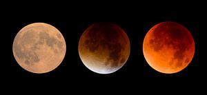 Maansverduistering in drie stappen