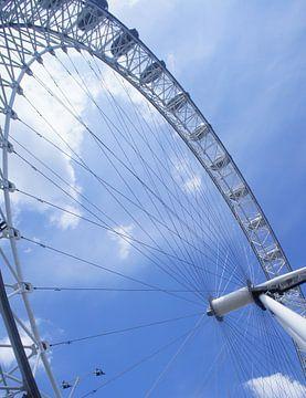 London Eye 4 van Angelique van 't Riet