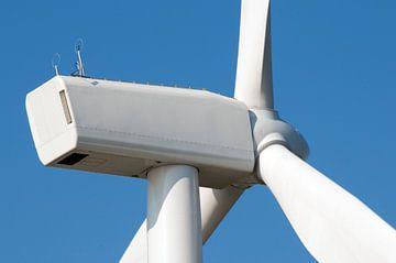 Windturbine von Margot van den Berg