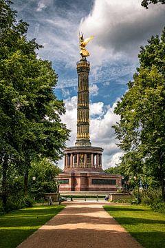 Siegessäule Berlin von Munich Art Prints
