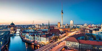 Berlin Skyline van