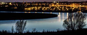 Zwolle bij nacht