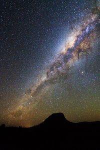 Melkweg Madagaskar van