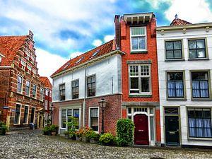 Het smalste huis van Leiden? van