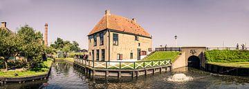 Café-restaurant Hindeloopen, Zuiderzeemuseum van Sven Wildschut