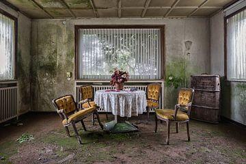 Lost Place - ohne Moos nix los! von Linda Lu