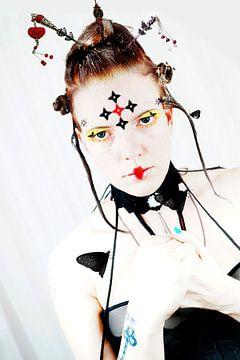 Gothic Geisha von Qunzt dat is andere kunst