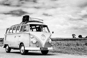 Volkswagen Transporter T1 aus dem 50er-Jahre-Klassiker Samba