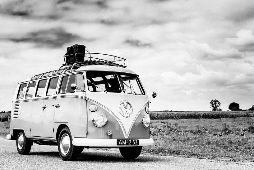 Volkswagen Transporter T1 aus dem 50er-Jahre-Klassiker Samba von Sjoerd van der Wal