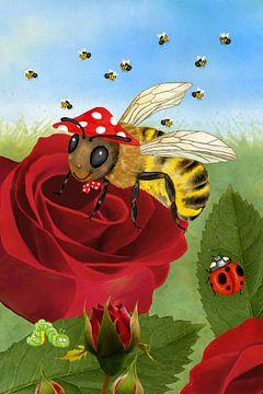 Mijn grappige bijensnoepje van Marion Krätschmer
