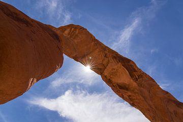 Arches Park Utah van