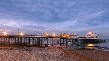 Eastbourne Pier, East Sussex, England.