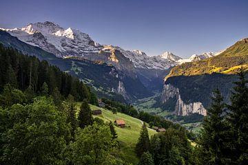 Lauterbrunnental Schweiz von Achim Thomae