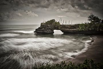 Pura Batu Bolong in Bali, Indonesien von Ardi Mulder