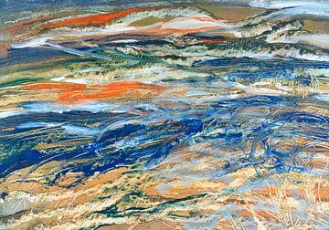 Verlangen naar blauw van ART Eva Maria