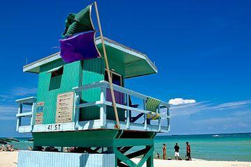 Miami - Strandhuis sur Henk Frings