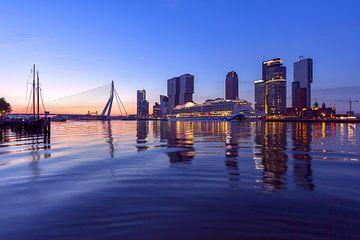 Goodmorning Rotterdam van Marcel Moonen Visuals