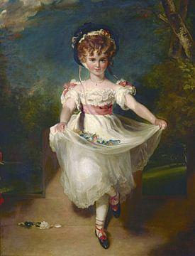 Mlle Louisa Murray, Sir Thomas Lawrence sur