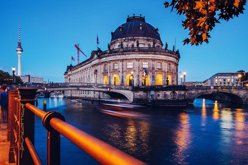 Berlin – Museum Island / Bode Museum van Alexander Voss