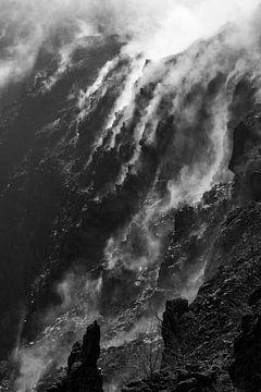 Vesuv rauchen von Axel Weidner