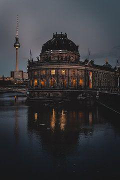 Bode Museum Berlijn van Robin Berndt
