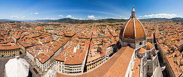 Panorama Florence sur Dennis van de Water