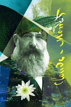 Ehrung für Claude Monet von Nop Briex
