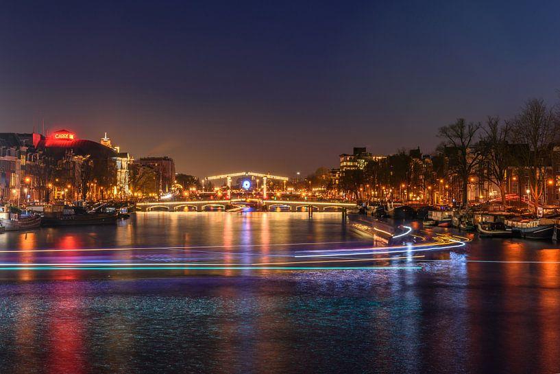 Amsterdam Light Festival 2017 van Gea Gaetani d'Aragona