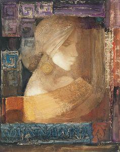 Ethereal Vrouw III, Albena Hristova