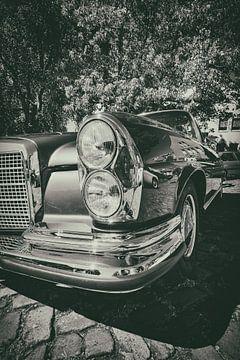 Mercedes Benz Oldtimer von Edith Albuschat