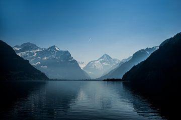 Bergsee mit mehreren Ebenen von WILD AMBASSADORS