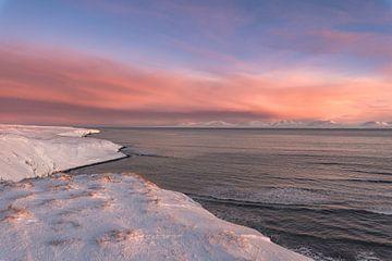Artic Sunrise van Andreas Jansen