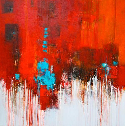 Lieblingsfarbe Rot Nr.15 van Claudia Neubauer